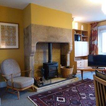 Elmet Farmhouse, Peckett Well, Hebden Bridge